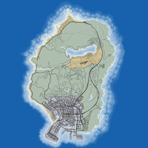 GTAV-HD-MAP-roadmap